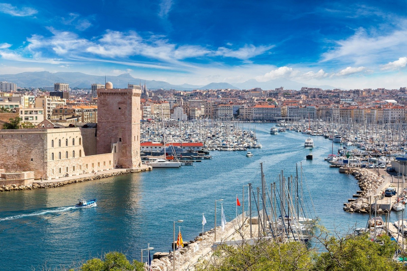 Genoa to Gibraltar