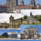 Lopen naar Santiago de Compostela