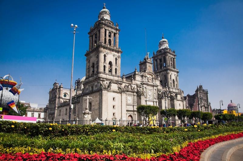 Mexico (Shorter Route)