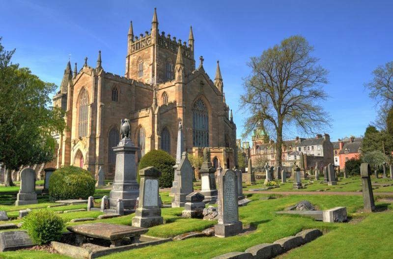 Churches, Abbeys and Pilgrims