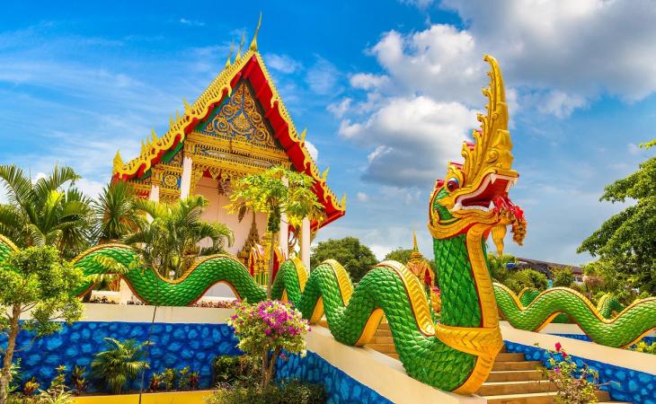 Three Thai Treasures