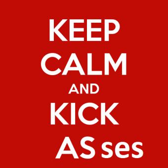 The Kick A.S.ses