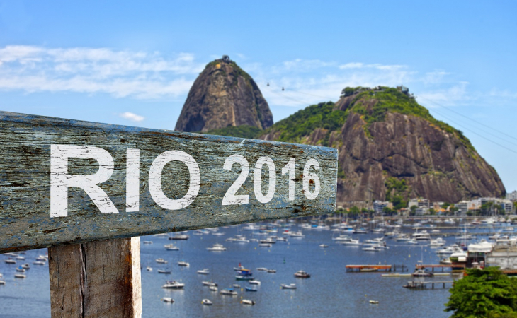 Road to Rio 2016