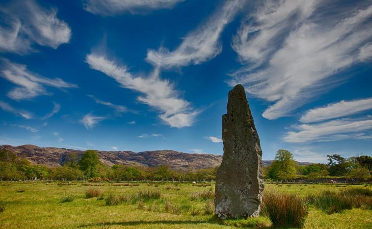 Iona to Lindisfarne