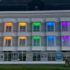 Eirias Virtual Walk for Ysbyty's Enfys (Rainbow Hospital)