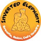 Inverted Elephant Yogis & friends