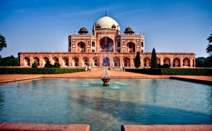 London to Delhi
