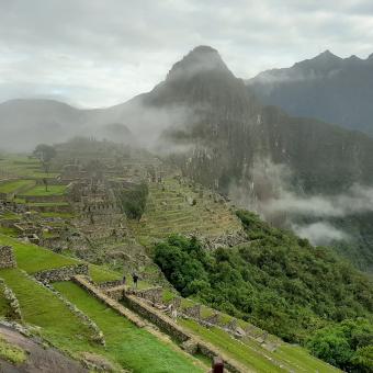 Inca trail con las PTS