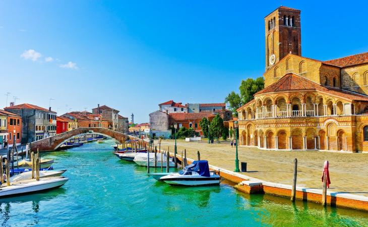 Rügen to Venice