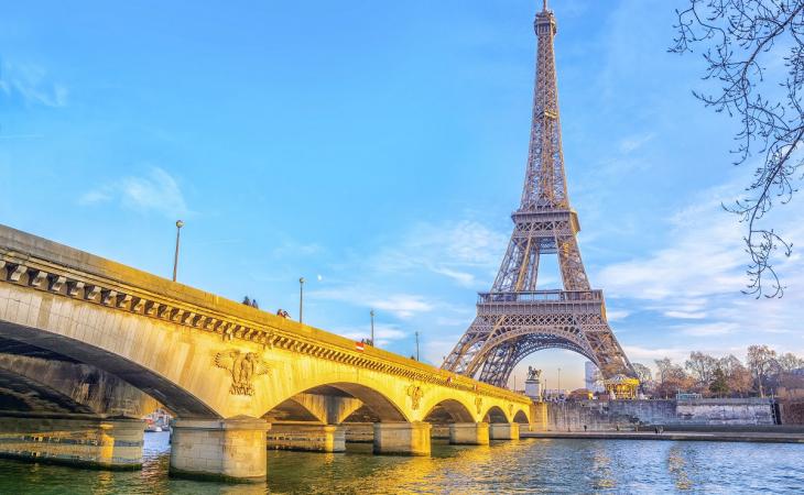 London to Paris