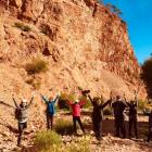 Hiking SA