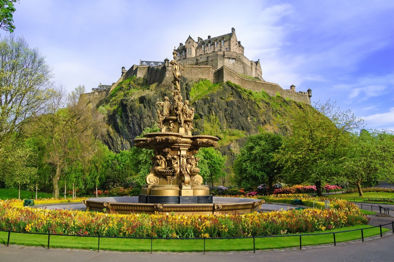 Our Edinburgh Marathon