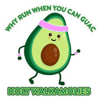 WD - Holy Walkamolies