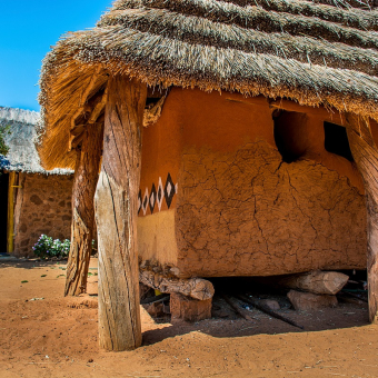 Summer Steps to Zimbabwe Image