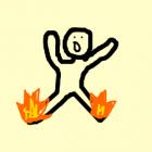 CAHFS-Feet's on fire