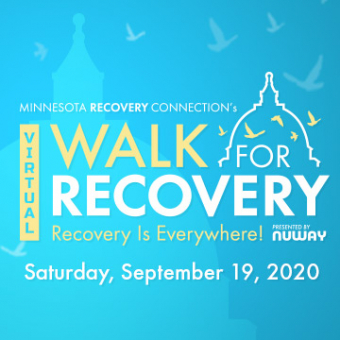 2020 Virtual Walk for Recovery!