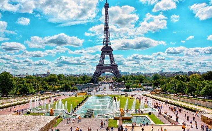 Edinburgh to Paris