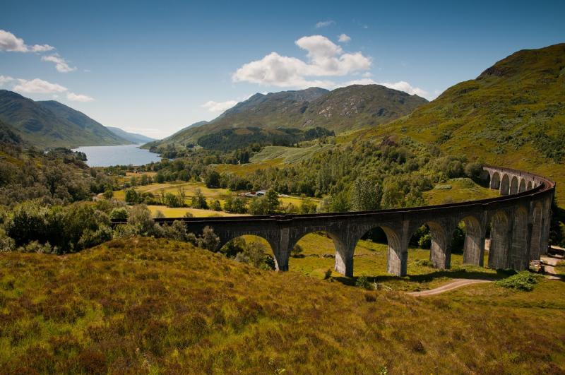 West Scotland Trail