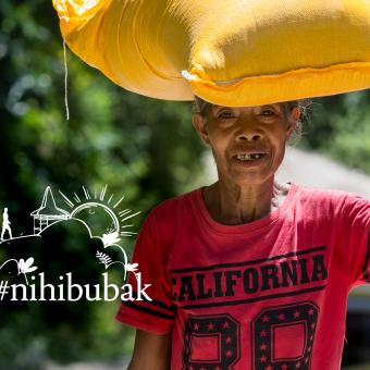 Nihibubak Charity Walk