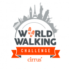 #WorldWalking - Cirrus Challenge
