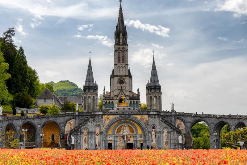 London to Lourdes