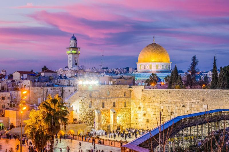 Cheshire to Jerusalem