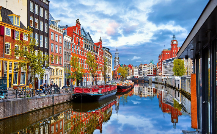 Europe: A to Z