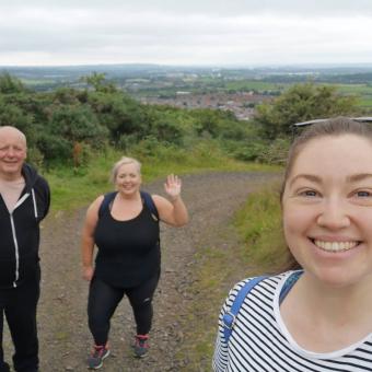 Hiking Hartes