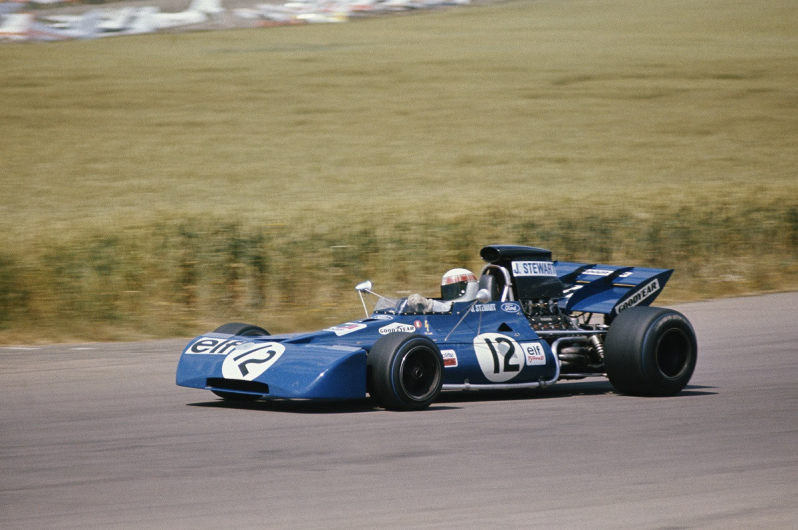 Sir Jackie Stewart: Champion Sporting Memories