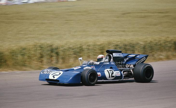 Sir Jackie Stewart: Champion Sporting Memories
