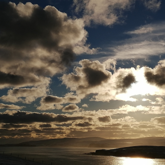 Walk Shetland