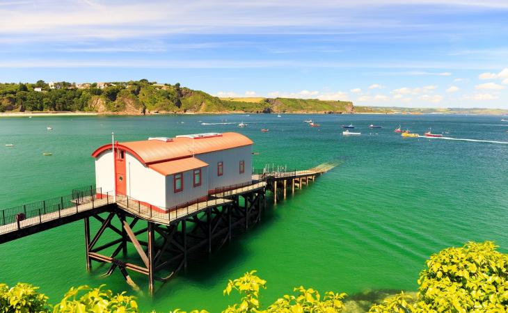 Wales Coast Path/Llwybr Arfordir Cymru
