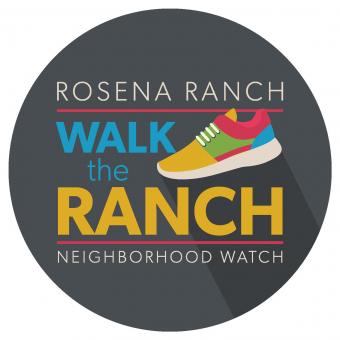 "Rosena Ranch ""Walk the Ranch"""