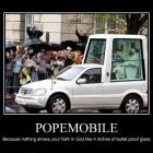 Plodding Popes