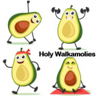 Holy Walkamolies