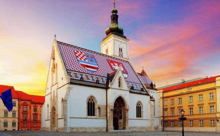 Carcassone to Zagreb