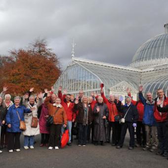 Glasgow Health Walks