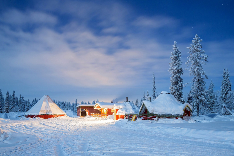 Langshott's Lapland Adventure