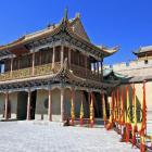 RB NIJ - walk the Great Wall of China