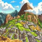 Rang Brín Machu Picchu
