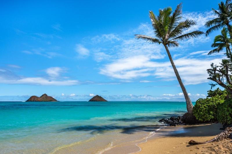 Hawaii to Okinawa