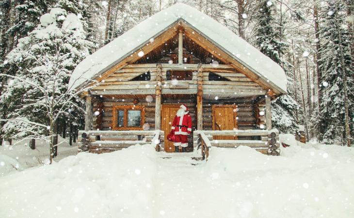 Steps for Santa