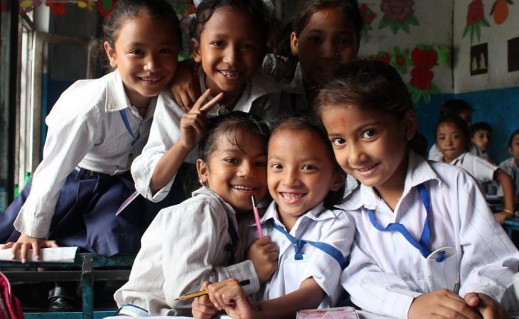 Steps for Schools: A Journey Across Nepal