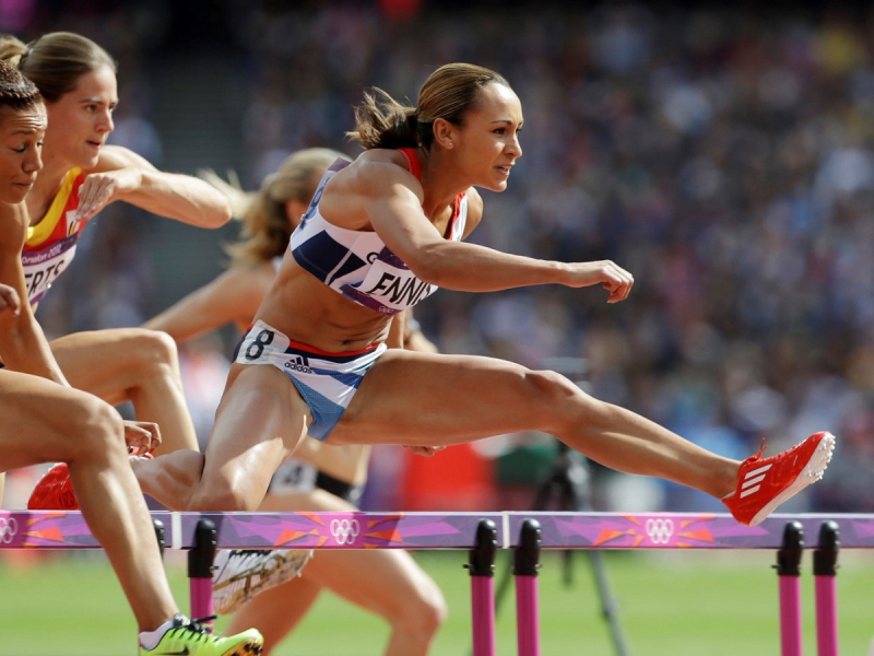 Steps for Sporting Memories: UK Female Sporting Greats
