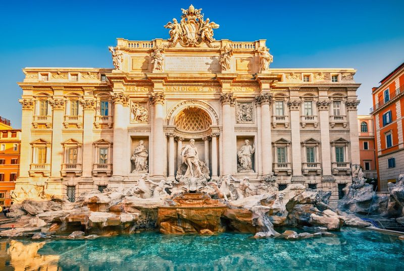 Athens to Rome