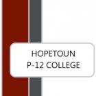 Hopetoun P-12 College
