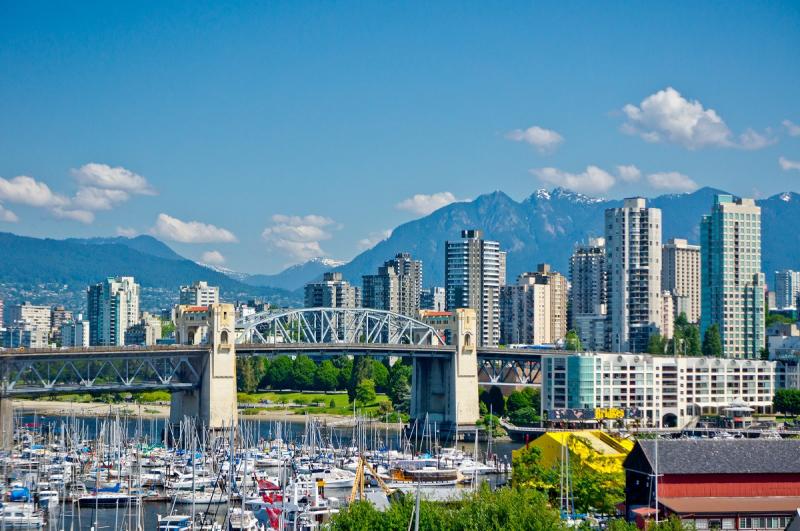 Hamilton to Vancouver
