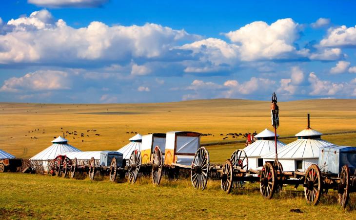 Mongolian Marathon