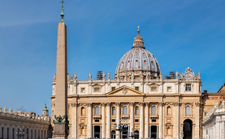 Canterbury to Rome
