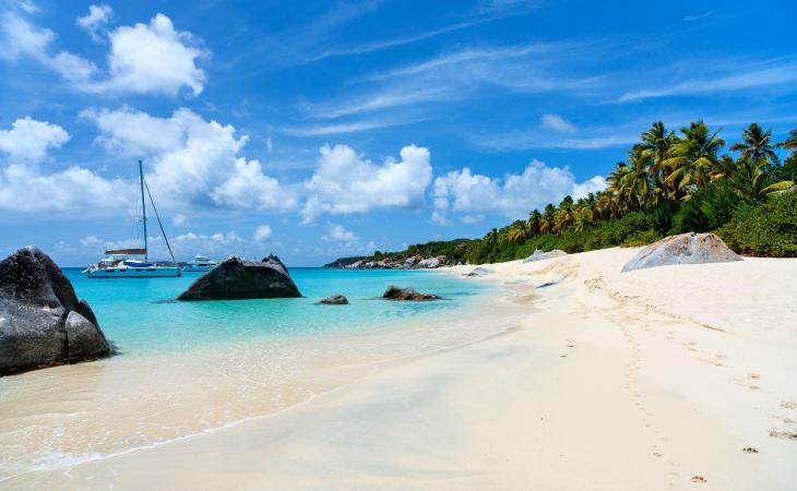 Baton Relay 8: Caribbean B